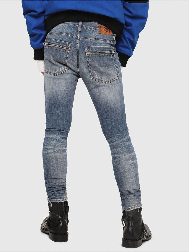 Diesel - D-Amny 086AN, Bleu moyen - Jeans - Image 2