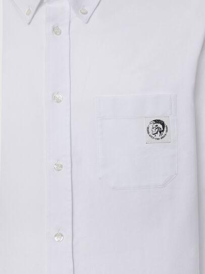 Diesel - S-JAMES, Blanc - Chemises - Image 3