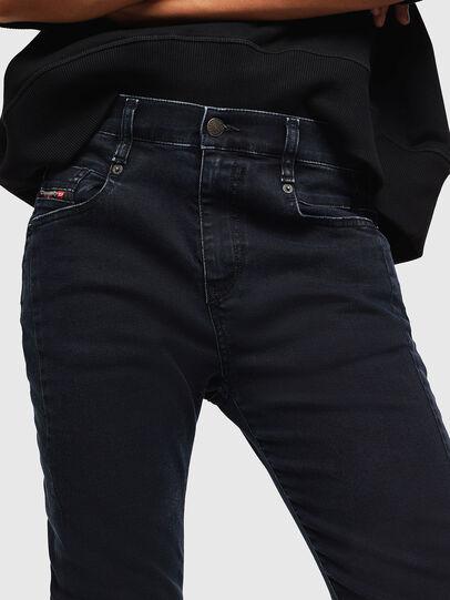 Diesel - Fayza 069GL, Bleu Foncé - Jeans - Image 3