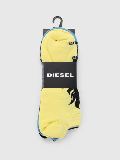 Diesel - SKM-GOST-THREEPACK,  - Chaussettes - Image 2