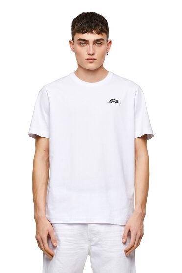 T-shirt avec imprimé tribal