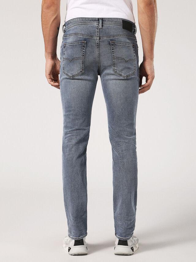 BUSTER 084SJ, Grey Jeans