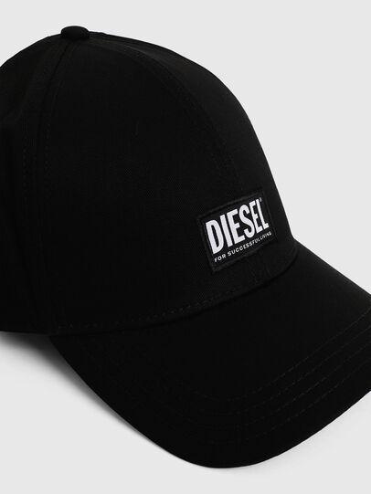 Diesel - CORRY, Noir - Chapeaux - Image 3