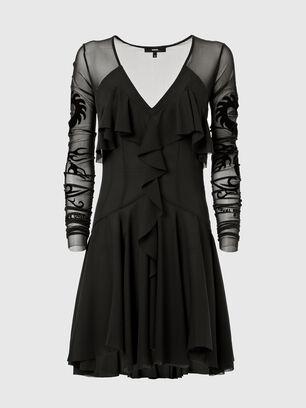 D-ADELE, Noir - Robes