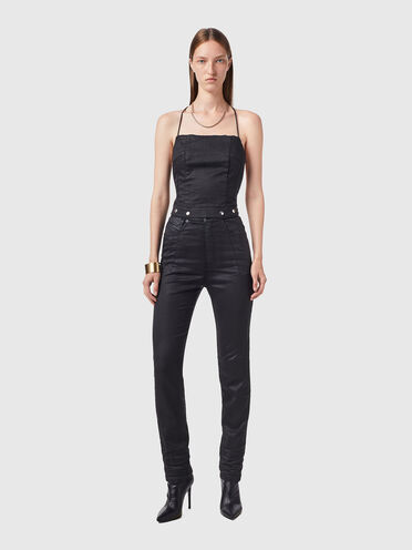 Combinaison en JoggJeans® enduit