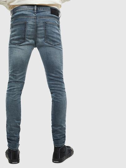 Diesel - D-Reeft JoggJeans 069LT, Bleu Foncé - Jeans - Image 2