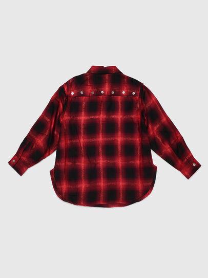 Diesel - CSUNNYA, Rouge/Noir - Chemises - Image 2
