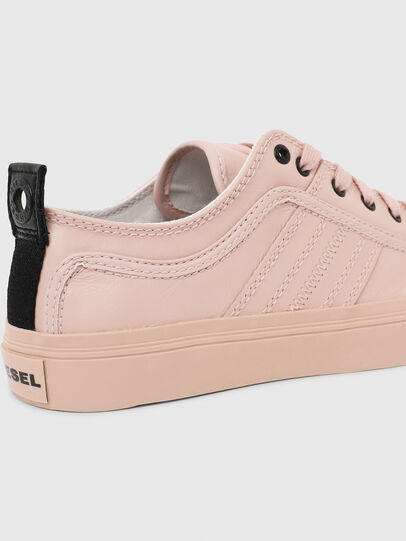 Diesel - S-ASTICO LOW LACE W, Rose - Baskets - Image 5