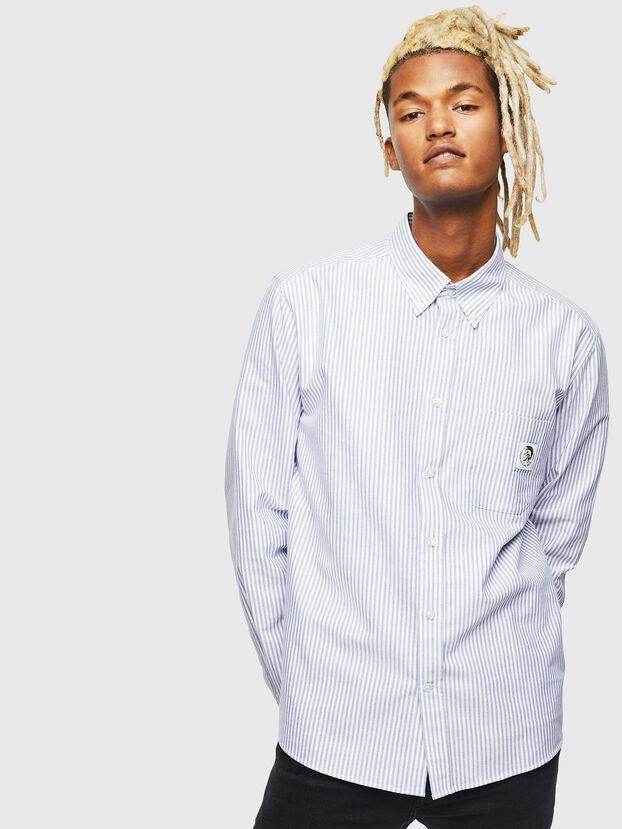 S-JAMES-A, Blanc - Chemises