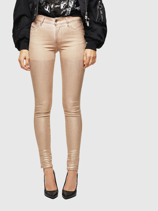 Slandy 0094U, Rose Poudré - Jeans