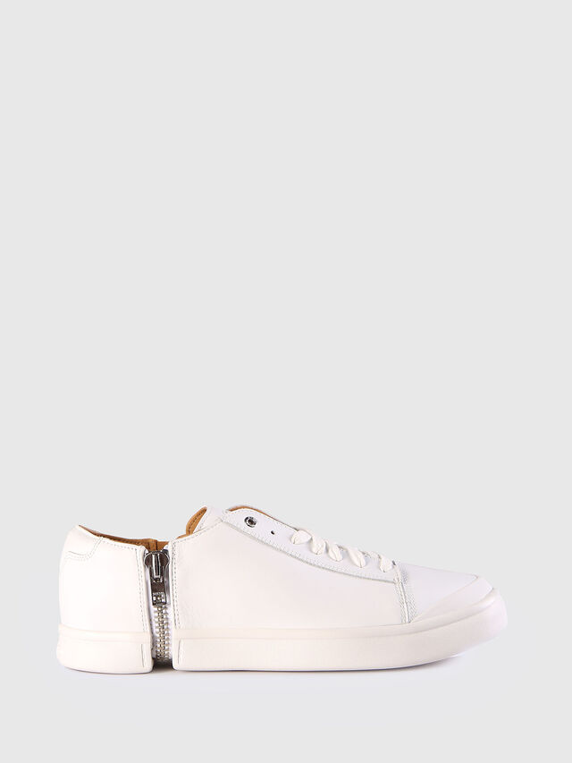 Diesel - S-NENTISH LOW, Blanc - Baskets - Image 1