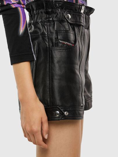 Diesel - L-KUNA, Noir - Shorts - Image 3
