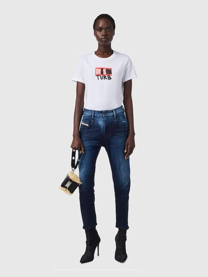 Diesel - Fayza JoggJeans® 069XX, Bleu Foncé - Jeans - Image 5