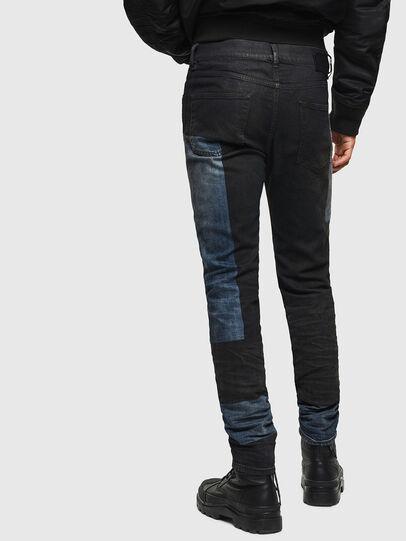 Diesel - D-Strukt 0094K, Bleu Foncé - Jeans - Image 2