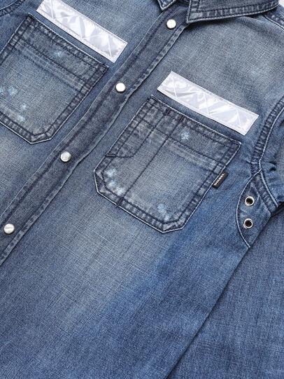 Diesel - CFRED, Bleu moyen - Chemises - Image 3