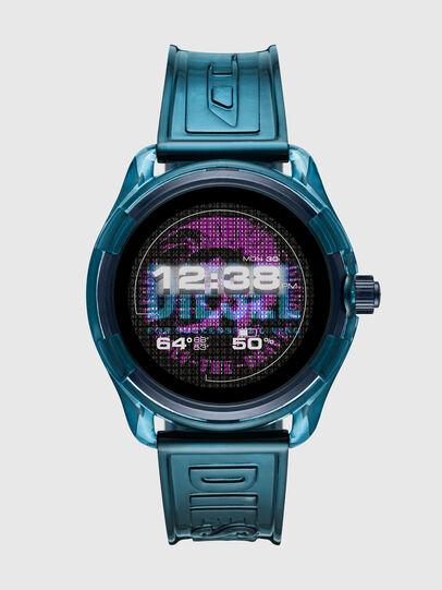 Diesel - DT2020, Bleu - Smartwatches - Image 1
