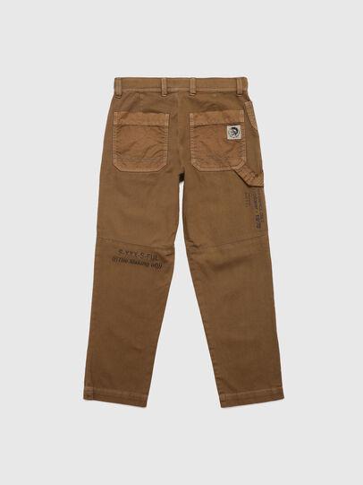 Diesel - PTRENT, Marron - Pantalons - Image 2