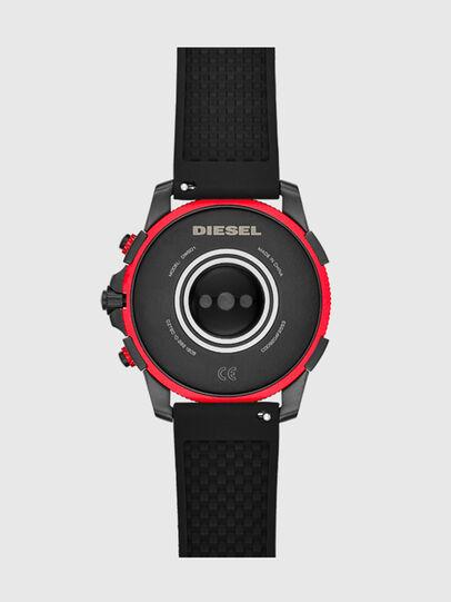 Diesel - DT2010, Noir - Smartwatches - Image 4