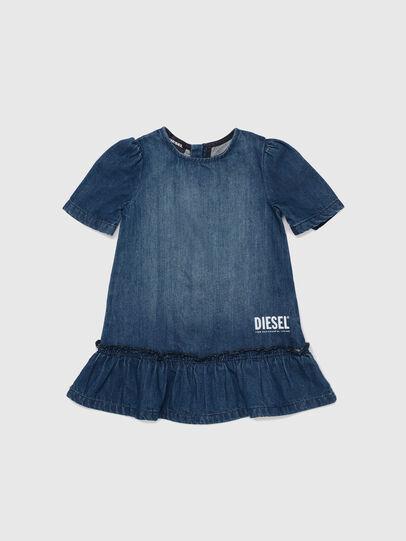 Diesel - DEIVIB, Bleu moyen - Robes - Image 1