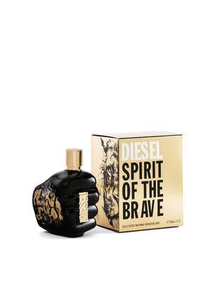 SPIRIT OF THE BRAVE 125ML, Noir/Doré - Only The Brave