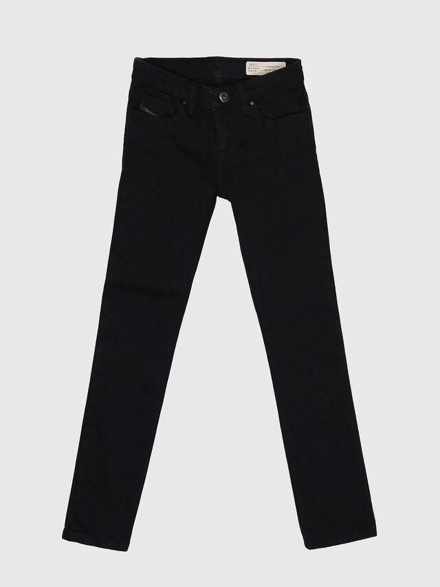 Diesel - SKINZEE-LOW-J-N, Noir - Jeans - Image 1