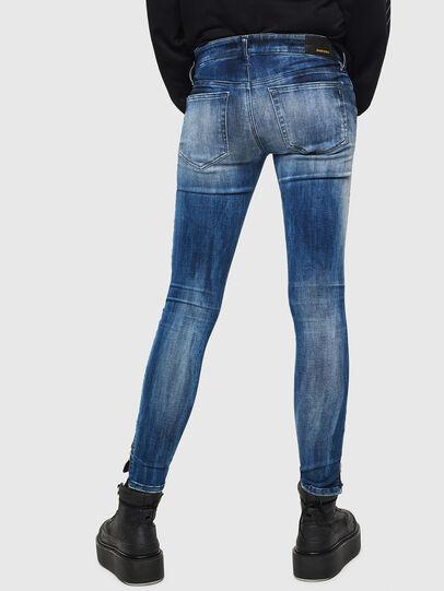 Diesel - Slandy Low 0095C, Bleu moyen - Jeans - Image 3