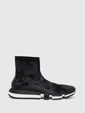 H-PADOLA HIGH SOCK, Noir - Sneaker