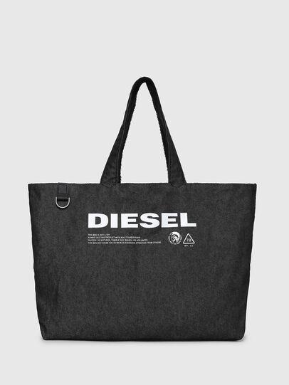 Diesel - D-THISBAG SHOPPER L, Noir - Cabas et Sacs d'Épaule - Image 6