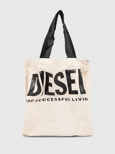 Diesel - LYVENZA, Blanc/Noir - Cabas et Sacs d'Épaule - Image 6