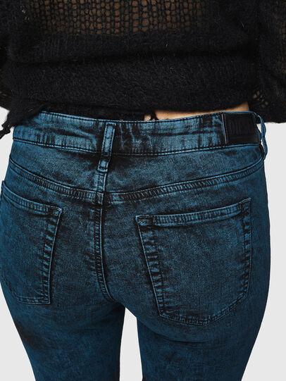 Diesel - D-Ollies JoggJeans 084AF, Noir/Gris foncé - Jeans - Image 6