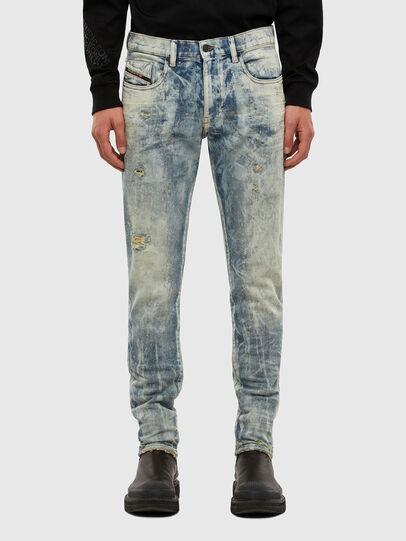 Diesel - D-Strukt 009FM, Bleu Clair - Jeans - Image 1