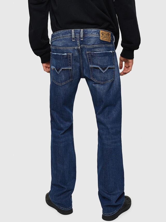 Diesel - Zatiny 008XR, Bleu Foncé - Jeans - Image 2