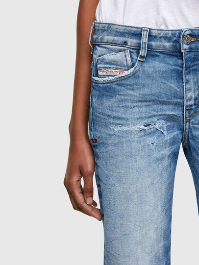 Diesel - D-Rifty 009MV, Bleu Clair - Jeans - Image 3