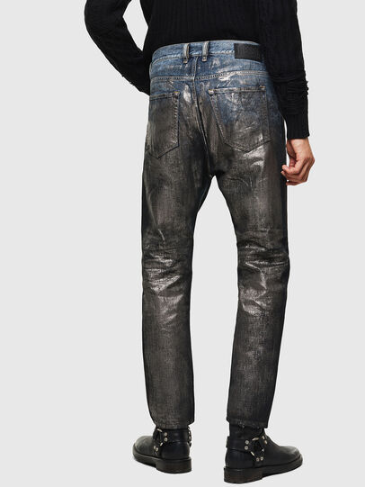 Diesel - D-Vider 0091J, Bleu moyen - Jeans - Image 2