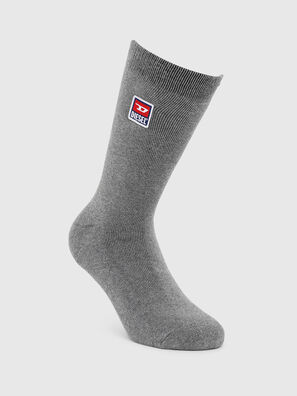 SKM-RAY, Gris - Chaussettes