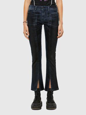 Slandy 009KN, Bleu Foncé - Jeans