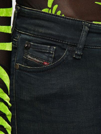 Diesel - Slandy 009QG, Bleu Foncé - Jeans - Image 3