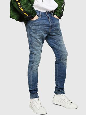 D-Reeft JoggJeans 069HG, Bleu moyen - Jeans