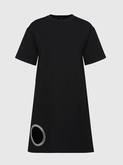 Diesel - D-EYESIE, Noir - Robes - Image 1
