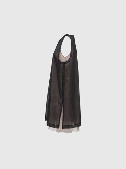 Diesel - D-LAY, Noir - Robes - Image 3