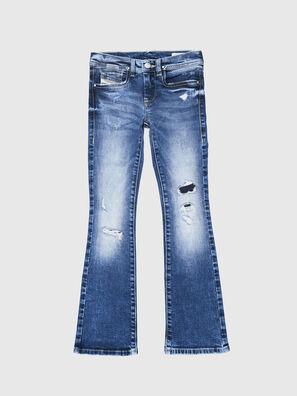 LOWLEEH-J-N, Jean Bleu - Jeans