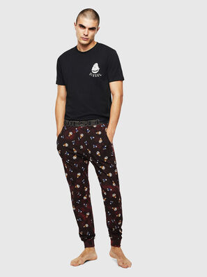 UMSET-JAKE-JULIO, Noir/Rouge - Pyjamas