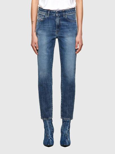 Diesel - D-Joy 009VY, Bleu moyen - Jeans - Image 1