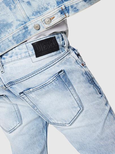 Diesel - D-Ligenz 0078C, Bleu Clair - Jeans - Image 5