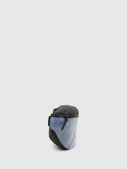 Diesel - D-THISBAG BELT, Bleu/Noir - Sacs ceinture - Image 3