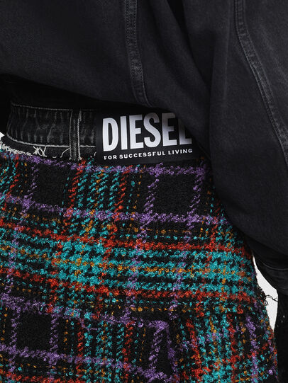 Diesel - O-BRYEL, Multicolore - Jupes - Image 5