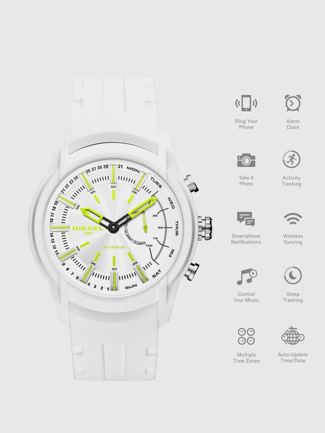 Diesel - DT1015, Blanc - Smartwatches - Image 1
