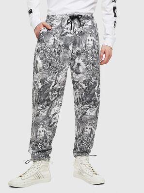 P-TOLL-KAOS, Noir/Blanc - Pantalons