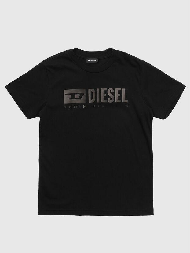 TJDIVISION, Noir - T-shirts et Hauts