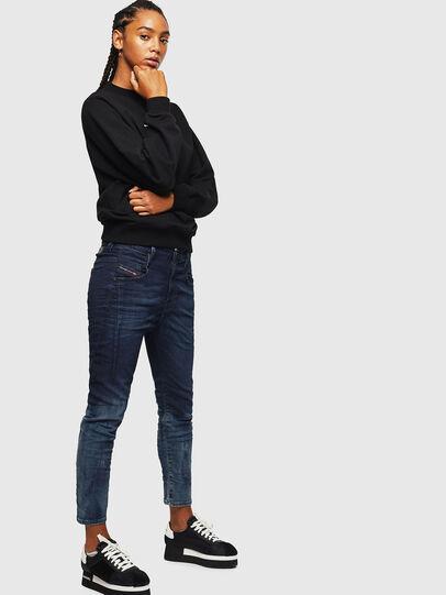 Diesel - Fayza JoggJeans 069KC, Bleu Foncé - Jeans - Image 6